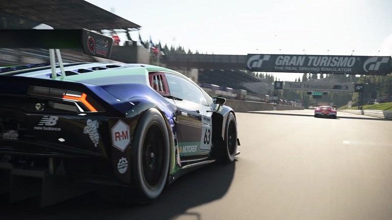 Игра Gran Turismo 7