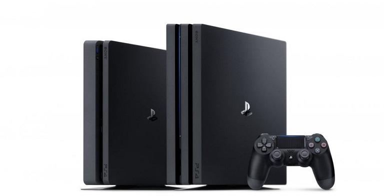 Консоли PS4