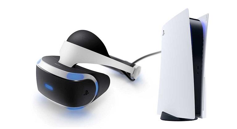 PS5 и PS VR