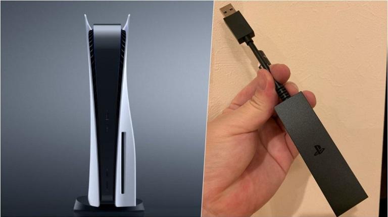 Переходник PS VR к PS5
