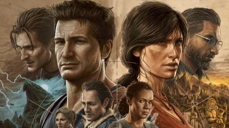 Uncharted Legacy of Thieves Collection - сборник