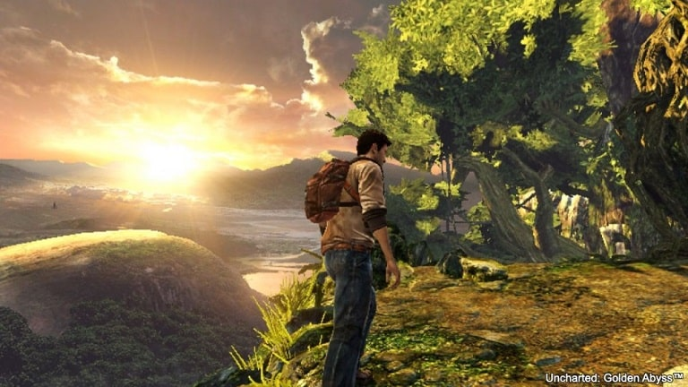 Игра Uncharted: Golden Abyss